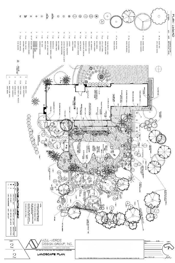 Landscape Architecture Designer In Arizona